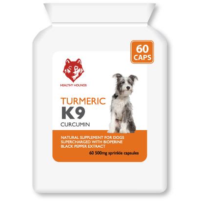 Turmeric curcumin for dogs